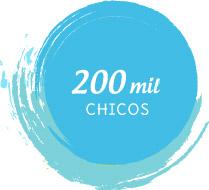 Escuelas Abiertas en Verano 200 chicos