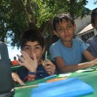 EAV Ensenada chicos pad saludan